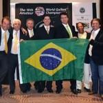 Brasil no wagc 2012