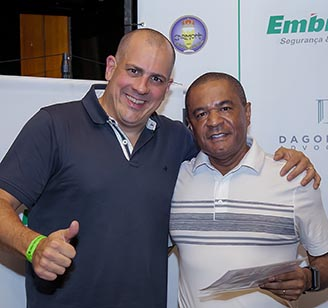 Antonio Silva vence 6 etapa do EGF 328