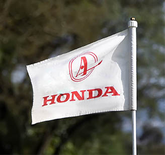 Banderia Honda Aruja 328