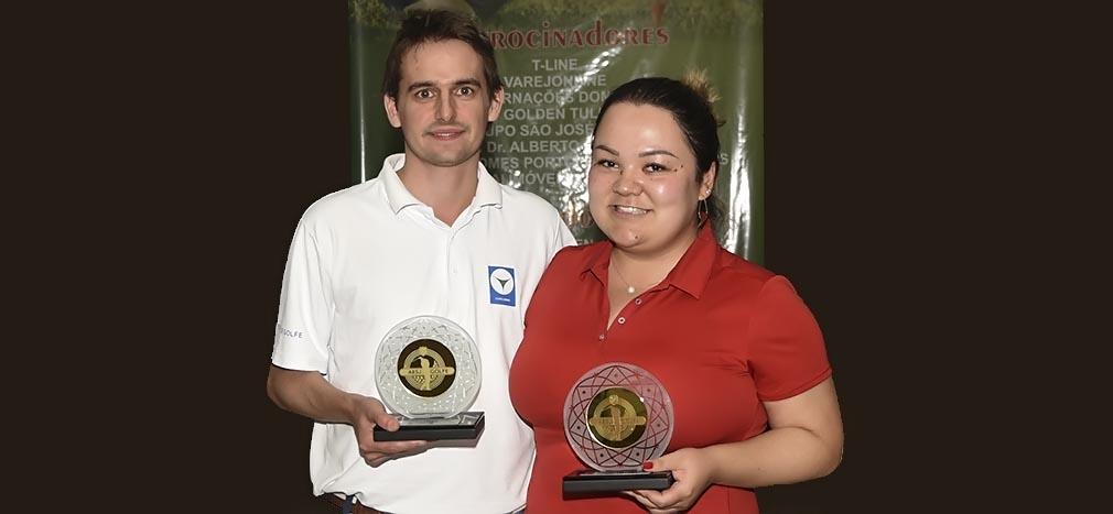 Campeoes Pedro da Costa Lima e Carla Ziliotto 1010