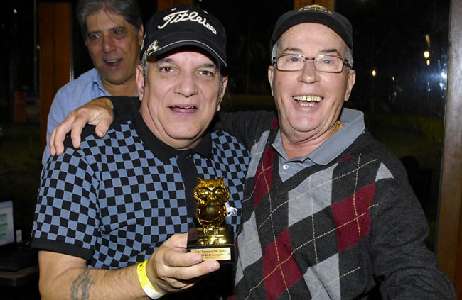 Joe Roberts e JB Miranda 650