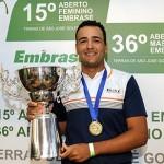 Marcos Negrino, campeao 328