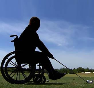 golfe cadeira rodas 328