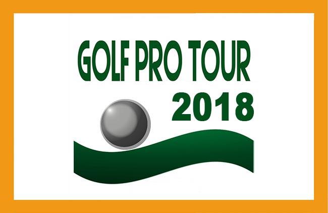 Logo Golf Pro Tour 2018 650