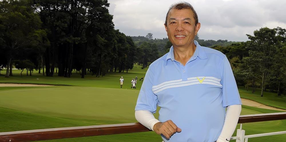 Tang Wen, presidente do GGCC 1000