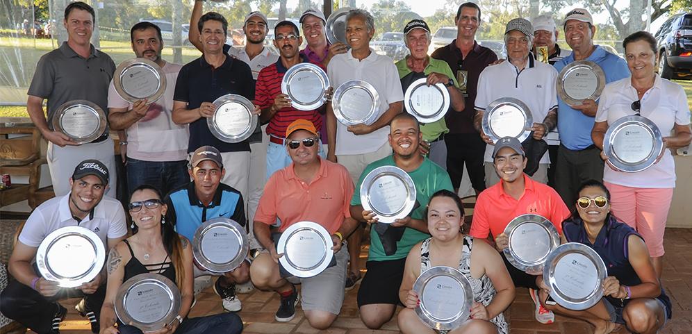 Todos os premiados no Haras Anexo. Fotos: Ricardo Fonseca/F2 Comunicação