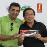 Victor Li ganha um dos pacotes para Orlando