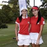 Dupla Paraguai Giovanna Fernandez e Maria Bethania Fernandez