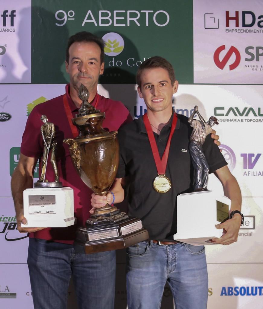 Helio Meirelles e Pepe
