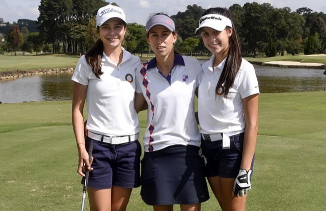 Pelotao terceiro dia Giovanna Fernandez, Daniela Arantes e Maria Bethania Fernandez 650