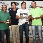 Pros Ronaldo Francsico, Giordano Junqueira, Felipe Navarro e Odair Lima