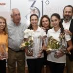 Scratch Andrea Arruda, Giovanna Fernandez e Maria Bethania Fernandez com Edson Santos, Adelina Souza e Rodrigo Somlo