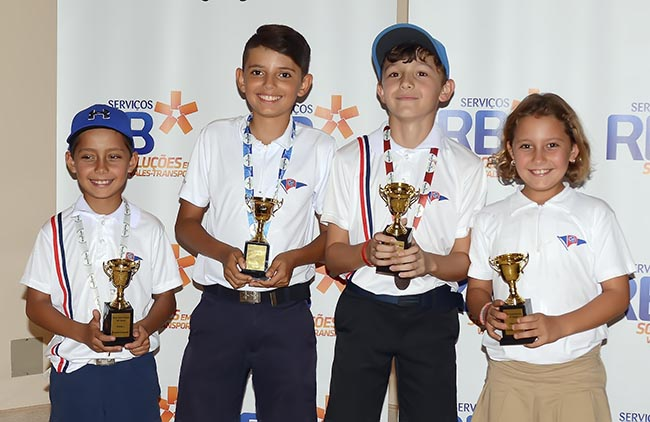 Clube de Campi vence interclubes Kid 650