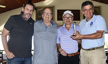 Equipe Guaruja GC Carlos Xavier, Ronald Gunn e Rodolfo Santos 360