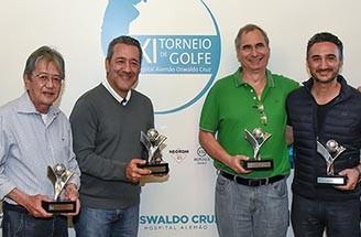 1o Lugar Julio Higashi, Hermes Xavier, Orlando Costa e Adriano Marchetto 360
