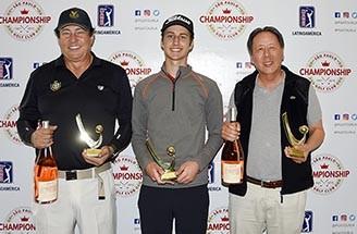1o lugar Luiz Mario Galbretti, Lucas Steinhoff e Jorge Chan 360