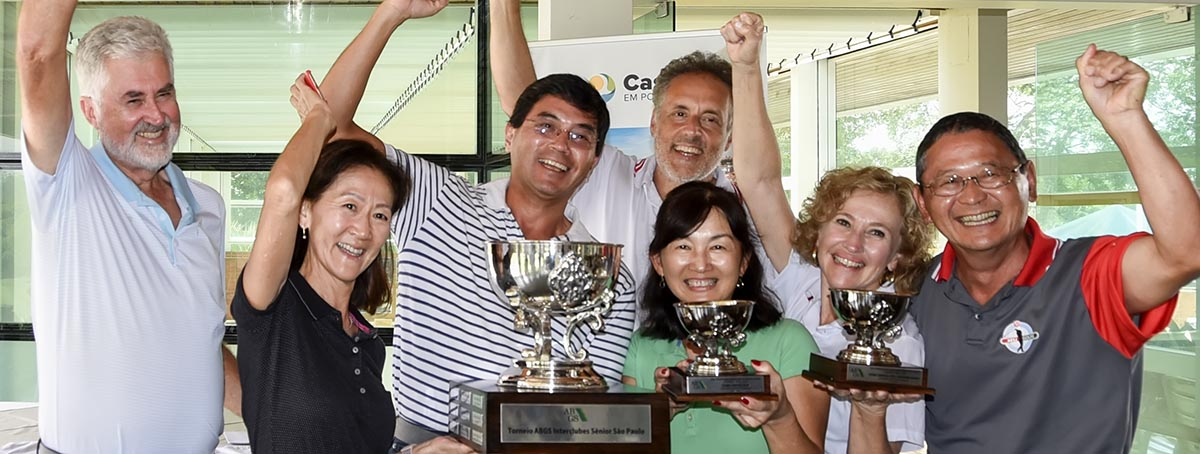 Equipe de São José comemora quarto título consecutivo do Interclubes. Fotos: Thais Pastor/F2 Comunicação