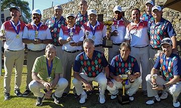 SP e RS Interfed Senior com trofeus 360