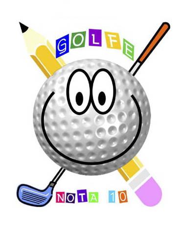 Logo Golfe Nota 10 vert
