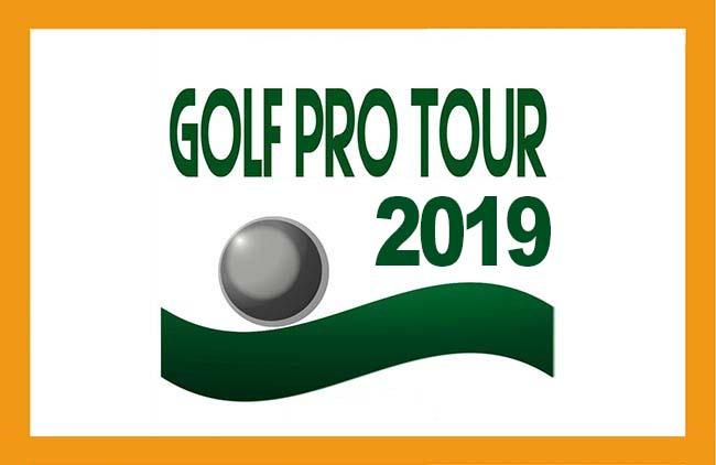 Logo Golf Pro Tour 2019