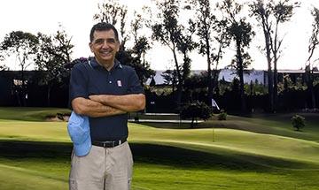 Padula no Honda Golf Center 360