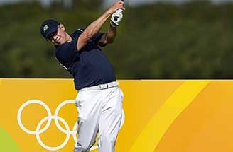 Golf Previews – Olympics: Day 4