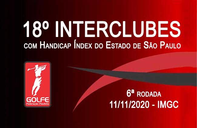 Interclubes Hcpx 2020 6a rodada ret