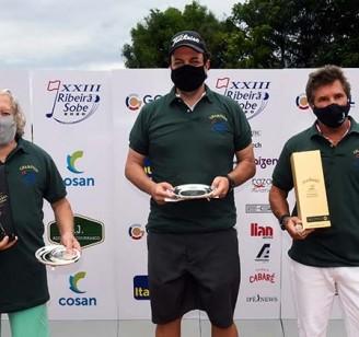 Ganhadores da camisa verde 2020 Fernando Braga Umberto Carvalho e Carlos Gonzalez 650