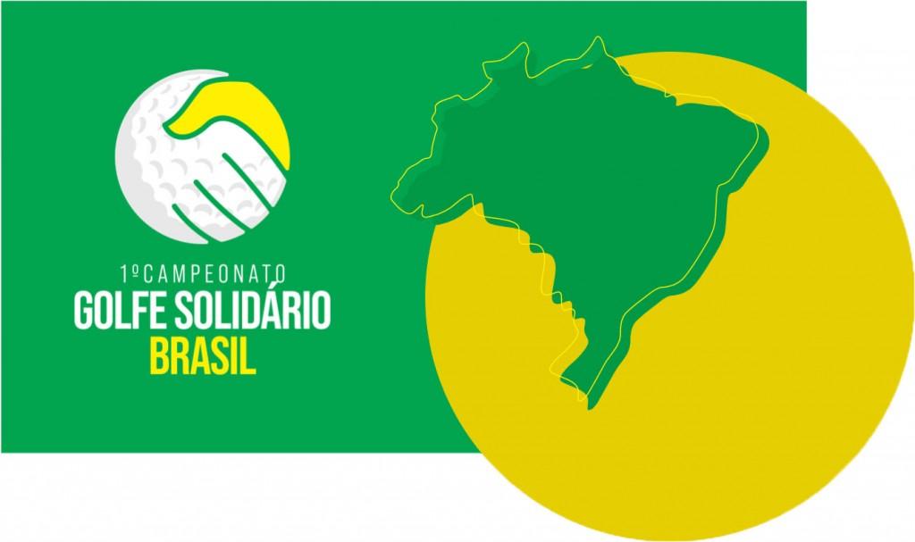 Logo solidario com campeonato