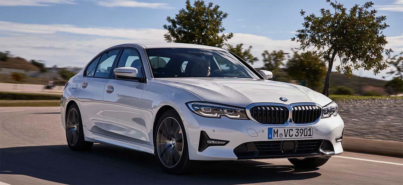 BMW 320i GP 21/22, no valor aproximado de R$ 268 mil, como prêmio para hole-in-one no buraco 10, de par 3