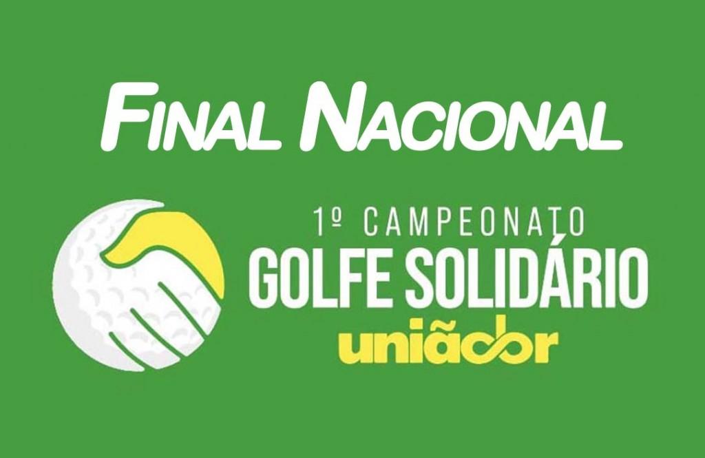 Golfe Solidario Uniao BR Final Nacional