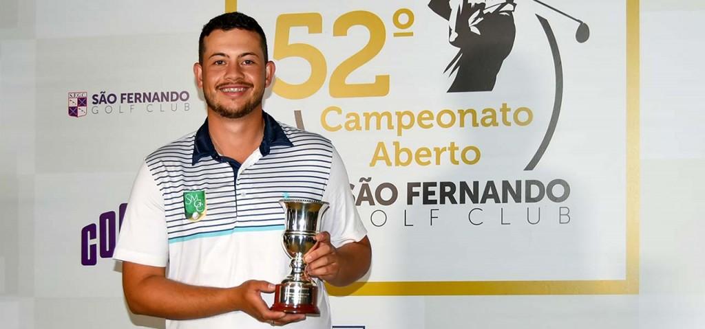 Andrey Xavier, campeao do 52 Sao Fernando Open 2021 1280